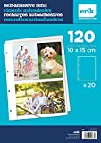 Recharge pour Album Photo - 40 Pages adhésives