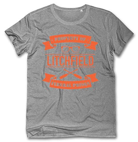 Litchfield Orange is The New Black Das T-Shirt der Männer X-Large