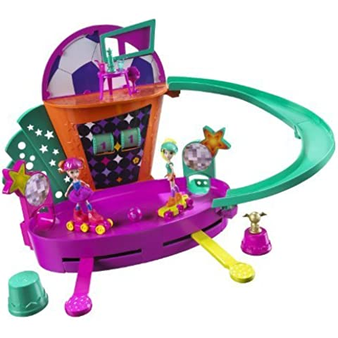 Polly Pocket Roller Soccer Playset by