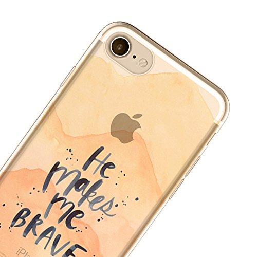 """Anti-scratch Case TPU Silikon Schutzhülle Sunroyal Handyhülle durchsichtig für iPhone 6 Plus /6S Plus 5.5"""" Ultra Dünn Flex Hülle stoßdämpfende kristallklar Leichte Weichem Aquarell Tasche Schutz Etui  W20"""
