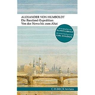 Die Russland-Expedition: Von der Newa bis zum Altai (textura)