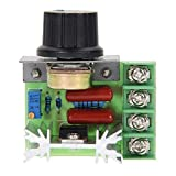 Circuit Systems M496 220V 2000W Speed Controller SCR Voltage Regulator Dimmers Thermostat
