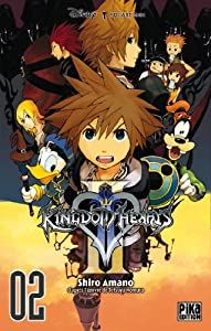 Kingdom Hearts II Edition simple Tome 2