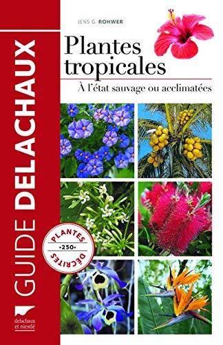 Plantes tropicales par J.g. Rohwer