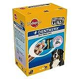 Pedigree Dentastix Fresh Premios Para Perros Grandes de Higiene Oral Contra El Mal Aliento, 180 gr, 28 sticks