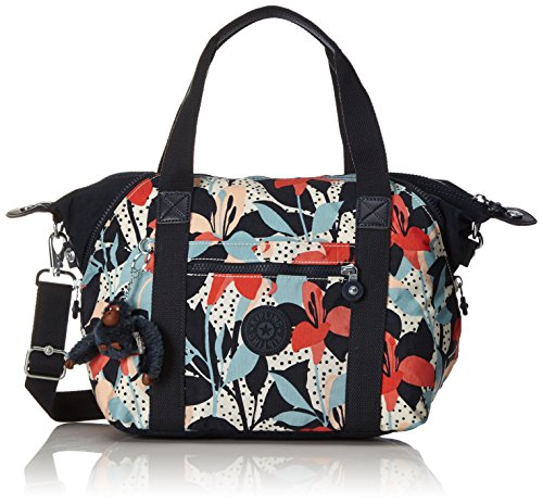 kipling-art-s-bolso-mujer-mehrfarbig-pastel-lily-bl-one-size