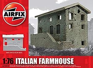 Airfix - Edificio Italian House, 1:76 (Hornby A75013)