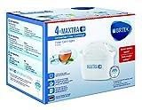 Brita Maxtra + Cuatro Filtros para El Agua, Cartuchos de Filtrado para El Agua,...