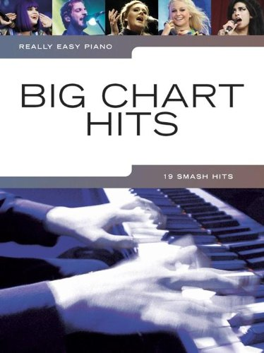 Really Easy Piano: Big Chart Hits thumbnail