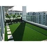 CHETANYA Artificial Grass Mat Or Doormat for Outdoor and Indoor Artificial Grass (5 x 11 Feet)
