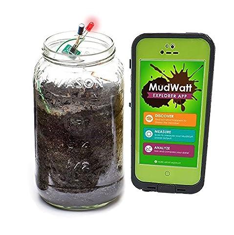 Mudwatt–énergie propre à partir de la boue–cultiver vos propres Living