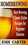 30 Best Home Brew Recipes for BeginnersBrewing your own beer at home is easy, inexpensive, fun, and will most likely produce a brew far superior to that watery canned stuff. You'll also become like Bacchus to your beer buddies! We'll lay out the basi...