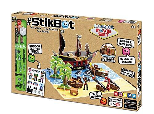 Zing stikbot Pirat Film Set