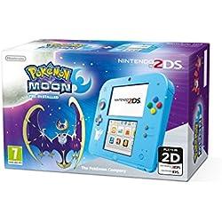Nintendo Handheld Console 2DS with Pokemon Moon - [Edizione: Regno Unito]
