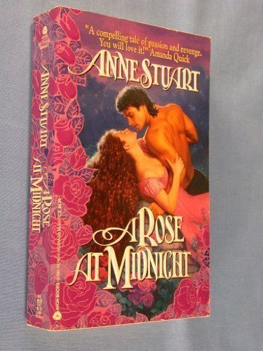 Book cover for A Rose at Midnight