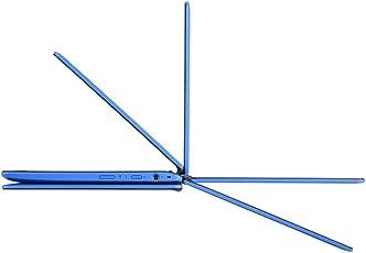 Acer Aspire R3-131T 11.6-inch Touch Screen Laptop (Pentium Quad Core N3700/4GB/500GB/Windows 10 Home/Intel HD Graphics), Sky Blue