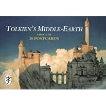 Tolkien's Middle-earth: A book of Postcards