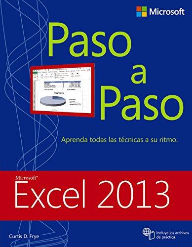 Excel 2013 (Paso A Paso) por Curtis Frye