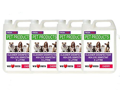 4-x-5-litres-cherry-fragrance-pet-kennel-disinfectant-deodoriser