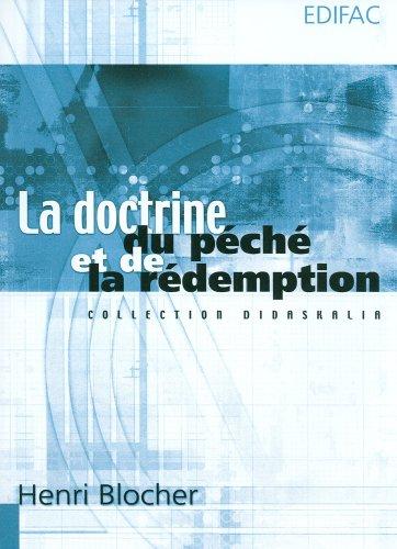 La doctrine du péché et de la rédemption