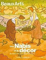 Les Nabis et le décor - Bonnard, Vuillard, Maurice Denis... Musée du Luxembourg de Claude Pommereau
