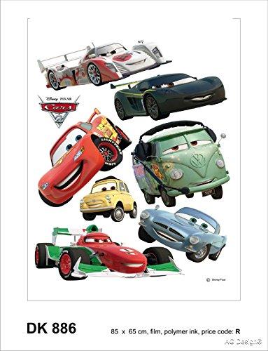 disney-cars-2-maxi-stickers-muraux-85x65cm
