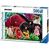 Angry Birds - Puzzle, 500 piezas (Ravensburger 14727)