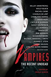 Vampires: The Recent Undead (Otherworld Stories series)