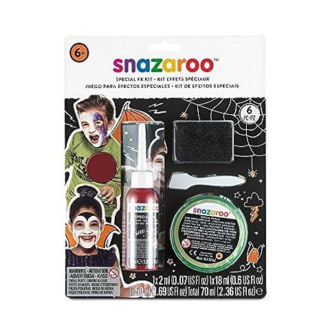 Snazaroo Special FX Paint Kit