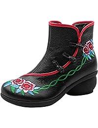 Amazon 35 Zapatos Para Mujer Zapatos es Botas Custom rnxrfZ