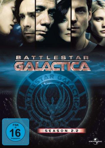 Universal/DVD Battlestar Galactica - Season 2.2 (3 DVDs)