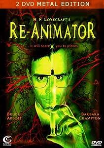 H.P. Lovecraft's Re-Animator - Steelbook (Metal Edition) [2 DVDs]