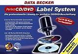 Label System, CD/DVD-Etiketten mit Zentrierhilfe