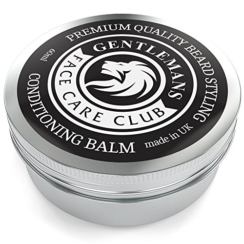 Price comparison product image Beard Balm - Premium Quality Conditioning Butter For Creating Beard Styles,  Goatees,  Sideburns + Moustaches – Extra Large 60ml Tub - Improve Growth,  Shine And Add Texture To All Beards - 100% Money Back Satisfaction Guaranteed