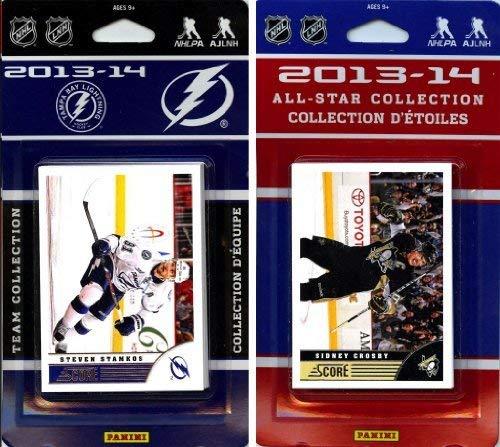 Bay-schlafzimmer-set (NHL Tampa Bay Lightning Licensed 2013-14 Score Team Set and All-Star Set)