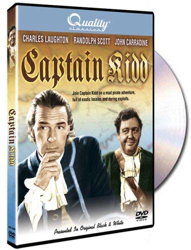 Preisvergleich Produktbild Captain Kidd / (Full B&W Ac3) [DVD] [Region 1] [NTSC] [US Import]