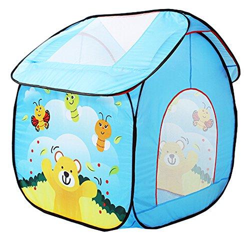 Kinder im Freien Indoor FunPlay Big Tent Spielhaus-Baby-Zelt,Bienenhaus