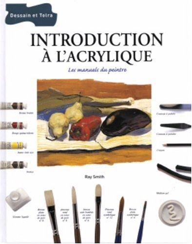 Introduction à l'acrylique