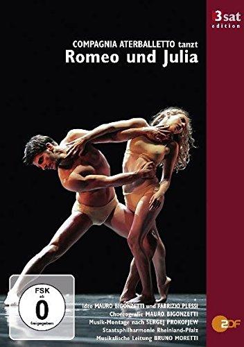 Compagnia Aterballetto tanzt Romeo und Julia, 1 DVD