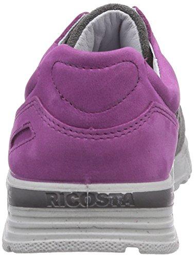 Ricosta Carter Mädchen Sneakers Grau (candy/patina 336)
