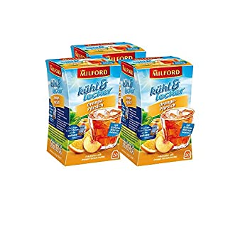 Milford-khl-lecker-Orange-Pfirsich-20-Teebeutel-3er-Pack
