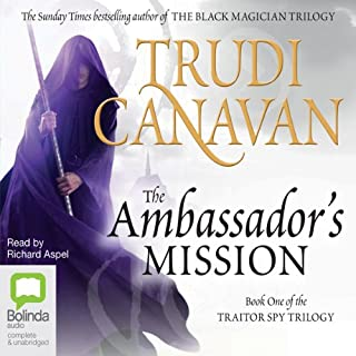 The Ambassador's Mission: Traitor Spy Trilogy, Book 1