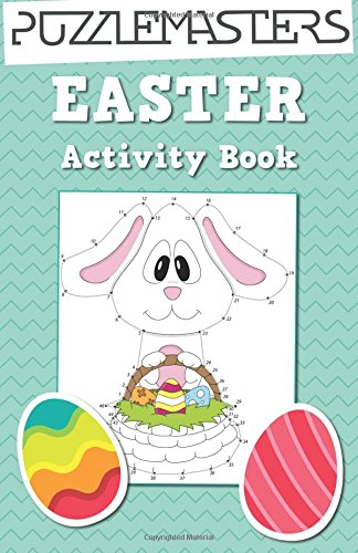 Easter Basket Stuffers: An Easter Activity Book featuring 30 Fun Activities; Great for Boys and Girls! por Puzzle Masters
