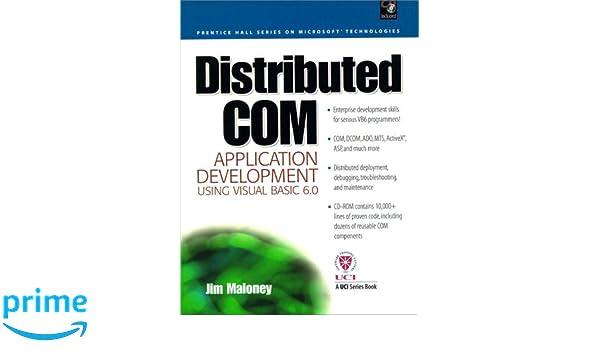 Buy Distributed COM Application Development Using Visual