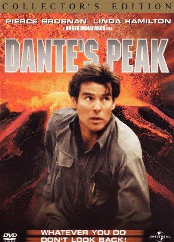 Dante's Peak Plakat Movie Poster (11 x 17 Inches - 28cm x 44cm) (1997) C