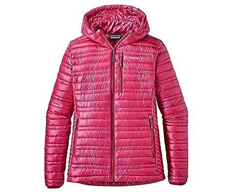 Doudoune Patagonia Ultralight - Patagonia W's Ultralight Down Hoody Craft Pink