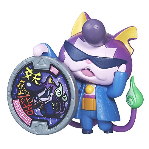Yo-kai Watch Medal Moments Baddinyan Series 3 Figure by Yokai Watch