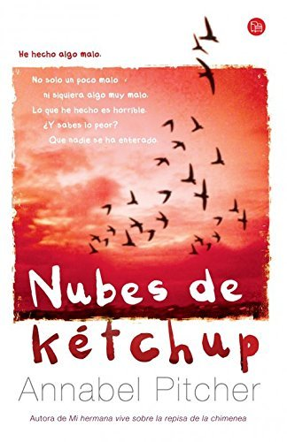 Nubes de ketchup (Spanish Edition) by Annabel Pitcher (2014-07-30)