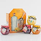 Cottage Delight Gift Set - Gin & Fizz - A Selection Of Our Favourite Preserves With A Tipsy Twist