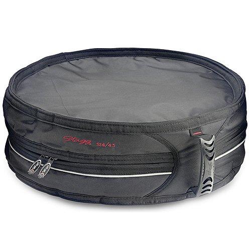 Stagg 25016491 SSDB-14/4.5 Professional Snare Drum Tasche 35,56 cm (14 Zoll) x 11,43 cm (4,5 Zoll)